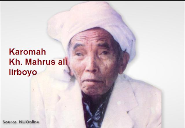 KH Mahrus Ali